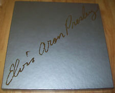 """1980 ELVIS Aron Presley LIMITED/NUMBERED EDITION 8 NEAR MINT 12"""" LPs BOX SET NM"""