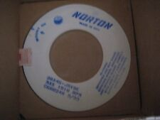NORTON 18X.625X9 38A46-J8VBE GRINDING WHEEL (AA8906-1)