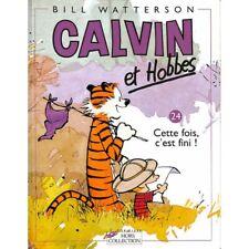 Calvin et Hobbes (2ème série) 24