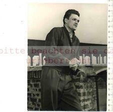 Stampa ORIGINALE FOTO: 1956 Enrico Pagani-NEW discovery of Renato Castellani