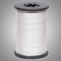NEW BCY 62 .021 Black /& White Serving Thread 75 Yards LOTS More Listed AR5