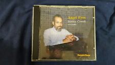 COWELL STANLEY - ANGEL EYES SOLO PIANO. CD STEEPLE CHASE