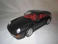 """UT-Models  Porsche  911  Turbo  rote Bremssättel  """"schwarz-met."""" 1:18 ohne Vp.!"""