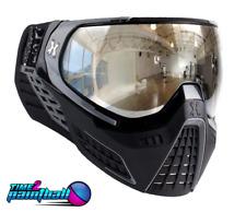 HK Army KLR Paintball Mask - Platinum Black / Grey *FREE Shipping*