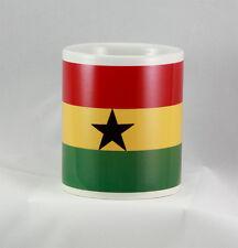 Ghana Flag Mug with iPhone/Samsung Case