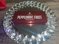 EXCLUSIVE Jeffree Star Cosmetics Peppermint Frost Highlighter Palette IN HAND