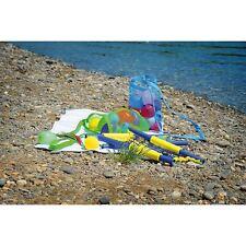 2in1 Strandspiel & Wasserbomben-Beachset (6-teilig)
