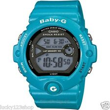 BG-6903-2D Blue Casio Baby-G Watches Resin Band Mineral Glass Brand-New Digital