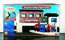 THOMAS & FRIENDS Wooden Knapford Bridge Figure 8 Set- Brand New - Free Shipping