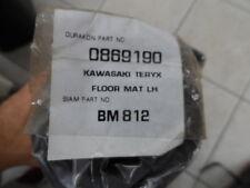 NOS Kawasaki Teryx 750 KRF-750 2009-2011 Rubber Floormat OEM 0869190