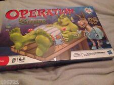 SHREK OPERATION BOARD GAME BRAND NEW FACTORY SEALED SHREK EDITION