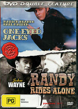 One-Eyed Jacks/ Randy Rides Alone - DVD Double