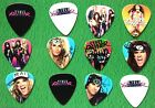 STEEL PANTHER Guitar Picks *Limited Edition* Set of 12