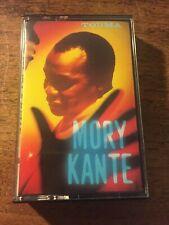 Mory Kante Touma Mango label cassette