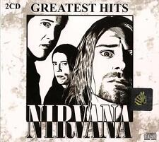 NIRVANA Greatest Hits Best CD 2-disc Set in Box Sealed Z