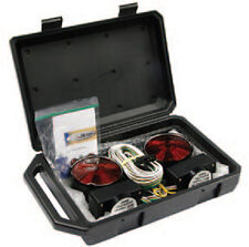 NEW TOW LIGHT KIT-INCLUDES 2 MAG BASE LIGHTS AND LEADS TOW READY 18148 CEQUENT