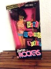 Vintage 1986 Mattel Barbie and The Rockers Dee Dee NRFB