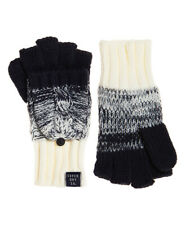 Superdry Womens Clarrie Cable Mittens