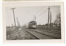 NEW YORK STATE RAILWAYS Utica Division NEW YORK MILLS Lines Trolley NY Photo