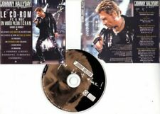 Albums CD de Johnny Hallyday