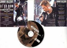 CD de musique Johnny Hallyday