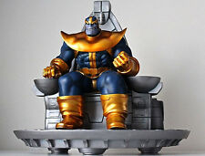 Thanos On the Throne Statue Bowen Designs Marvel Comics Avengers