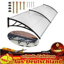 Vordach Haustür Vordach Transparent Balkone Eingangsüberdachung 120/150/200 cm