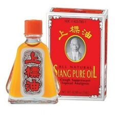 Siang Pure Oil Red Bite Original Pains Relief Insect Muscle Aches Thai Nasal