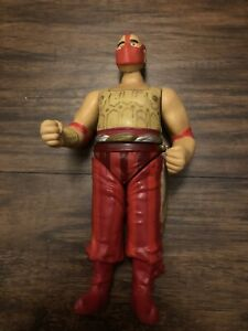 The Sultan Manager Series 1 WWE WWF Jakks Pacific BCA Action Figure