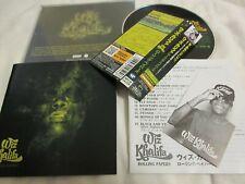 WIZ KHALIFA / rolling papers / JAPAN LTD CD OBI