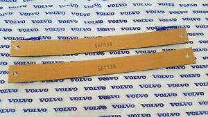 Volvo 122S & P1800 Rear Axle Limit Straps - Genuine Volvo - Sold as a set of (2)