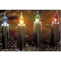 Mini-lumières De fées pour intérieur avec Pont de force MULTICOLORE Hellum