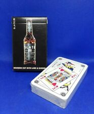 Slate Blended Bourbon Playing Cards