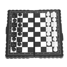 Portable Folding Chessboards Magnetic Chess Sets Games for Party Family Activity