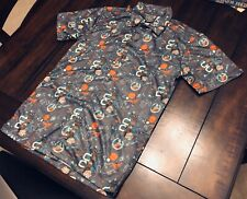 Loot Crate Wear (SIZE: 2XL) Guardians Of The Galaxy Characters Button Up Shirt