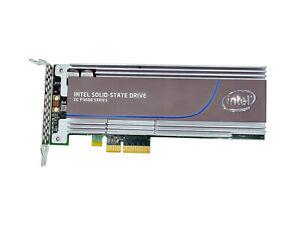 Intel SSD DC P3605 PCIe 1.6TB SSDPEDME016T4S  P3600 Series  100% health