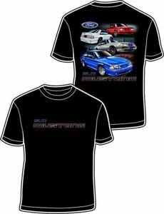 5.0 Mustang Fox Bodies T-Shirt - Great Shirt for Fox Owners - FREE USA SHIPPING!