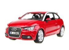 Véhicules miniatures rouge cars pour Audi