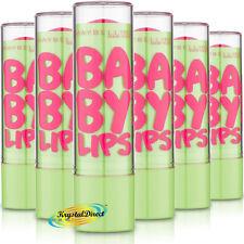 6x Maybelline BABY LIPS il melone MANIA SOFT LABBRA PROTEZIONE moisturing Balsamo Stick