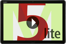 Huawei Mediapad M5 Lite 10.1 grau 32GB WiFi Android Tablet 10,1
