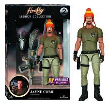 Legacy Firefly Jayne Cobb with Hat