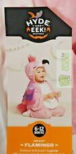 Halloween Costume Dress-up Hyde & Eek Baby Plush Flamingo Costume 6-12M