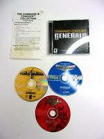 Command Conquer Collection: Generals Tiberium Sun Red Alert 2 Yuri's Revenge