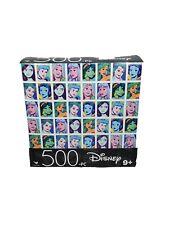 Disney 500 Piece Jigsaw Puzzle ~ Disney Princesses ~Age 9+ New