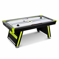 MD Sports 80 x 42-Inch 2-Player Air Hockey Table w Electronic Scorer (Open Box)