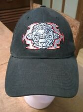 Polaris ATV Black Baseball Hat Cap Pure Polaris Cutting Edge OSFM Stretch Band