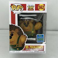 Disney Toy Story Funko Pop - Mr. Pricklepants #562 - 2019 SDCC Exclusive Figure