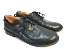 Nordstrom Kids black leather oxford dress shoes 6.5 Free Ship