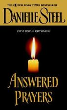 Answered Prayers by Danielle Steel (2003, Paperback)