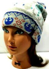 Star Wars R2D2 Knit Beanie Hat Lucas film and Bioworld R2-D2 Disney NWOT